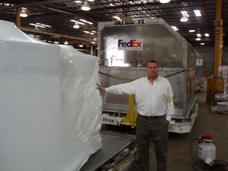 Shrink wrap training service provided by US Shrink Wrap