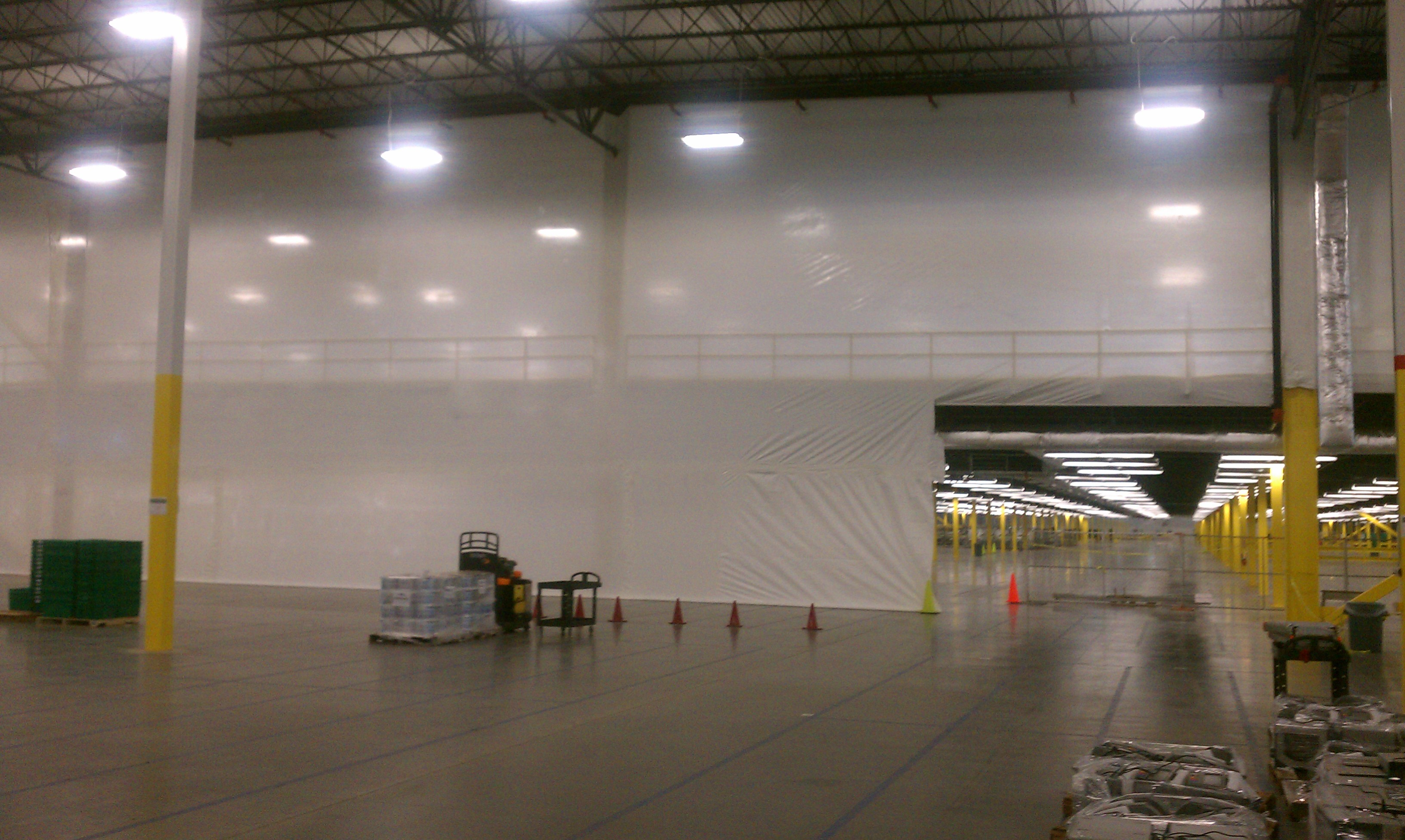 Construction Shrink Wrap Images And Shrink Wrap Containments