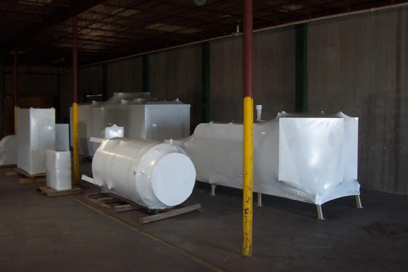 Shrink Wrap Shipments