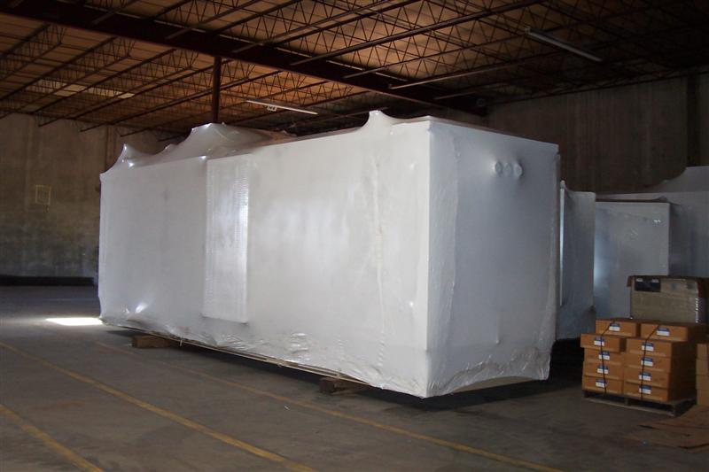 Shrink wrap shipments12