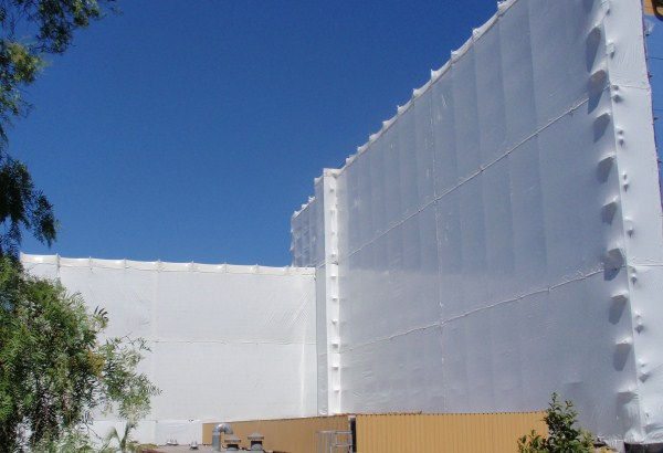 Shrink Wrap Construction Shrink Wrap Buildings Shrink