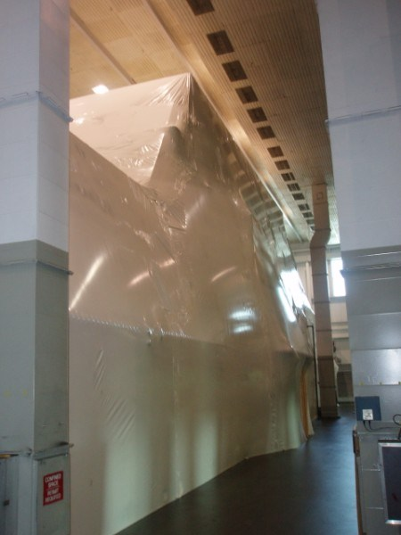 Shrink-Wrap Scaffolding Contractor