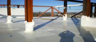 Shrink Wrap Roof